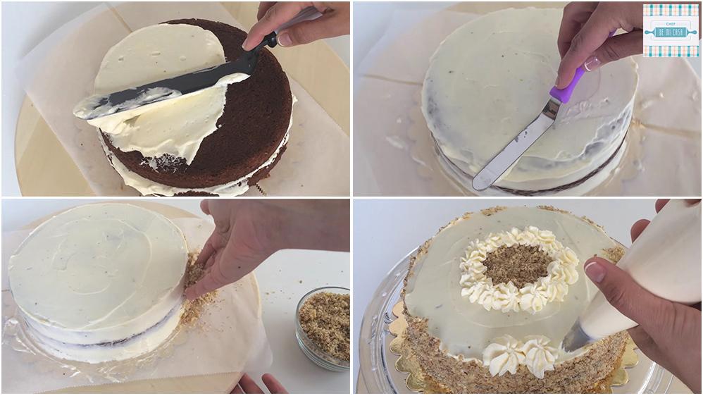 Receta de Carrot Cake paso a paso 2